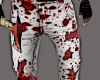 Painted Stain Pants