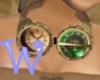 *W* Steampunk Goggles
