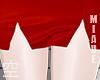 空 Leather Red 空