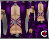 *SC-TITAN Coat Purple