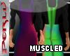 (PX)Drv SPDM Muscled Set