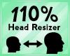 Head Scaler 110%