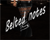 belted note
