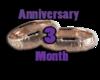 3 Months Anniversary