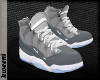 [Kween]Jordan11 CoolGrey