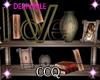 [CCQ]VDay BookShelf Luv