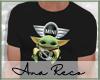 """A T-shirt """"Mini Yoda"""""""
