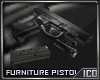 ICO Furniture Pistol