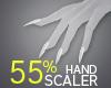 55% Hand Scaler