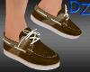 Brwn Dockside Boat Shoes