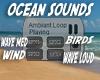 ocean waves loop sound