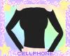 sweater (black) ❤