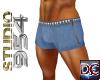 954 BOD Denim Shorts 2