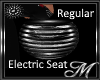 Reg. Electric Seat White