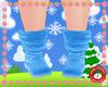 KID LIGHT BLUE BOOTS