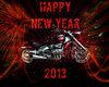 Harley 3D BackDrop 2013