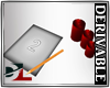 [DL]letter_pen_candles