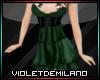XXL SEXY GREEN DRESS
