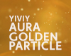 Aura Golden Particle