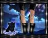 QSJ-Sexy Latex Shoes