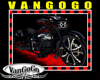 V BLACK Bagger SHOW Bike