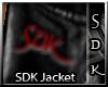 #SDK# SDK Jacket