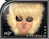.m. Edgy Bob Blonde