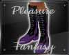 ~PF~ Bootz ~ Purple