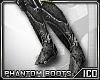 ICO Phantom Boots
