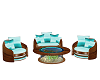 Aqua Seats