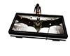 Batman pool play table