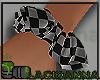 Checkered Scrunchie