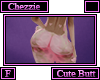 Chezzie Cute Butt F