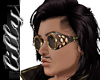 Steampunk action goggles
