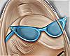 CatEyes Glasses Blue