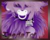 purple furr
