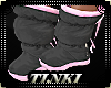 Winter Boots/GREY-PINK