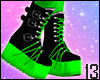 Toxic Rave Boots