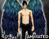 ! Satanic Gothic Wings
