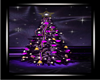 Xmas Tree purple