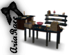 Grisha Spellwork Tables