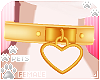[Pets]HeartCollar|yellow