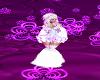 Purple Flower Light Rm