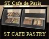 ST PARIS PASTRY COUNTER