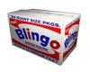 """Blingo"" Cardboard Box"