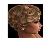 Luna Brown blonde flappe