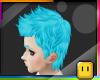 !blue hair