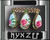 Rose Floral Bracelet R
