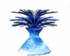 Blue n Black Plant