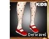 Kids Red Shoe